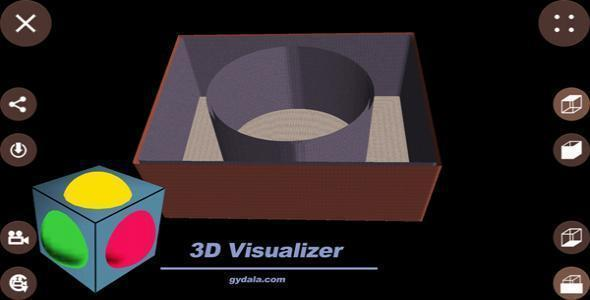 3D Visualizer - 3D Viewer