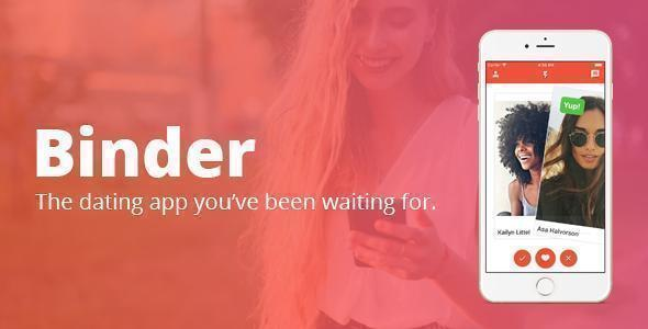 Binder - React Native Dating App Template