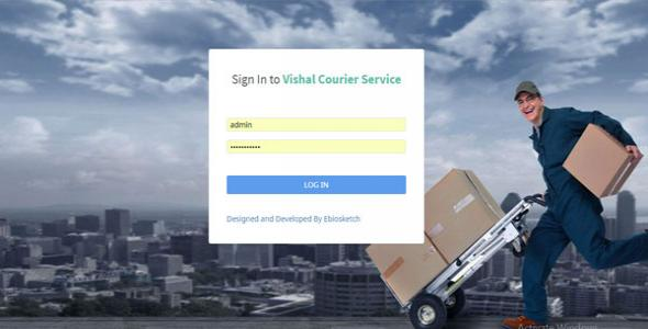 Courier Management System | Delivery | Cargo | Package