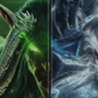 Dark Illidan+Lich King Template
