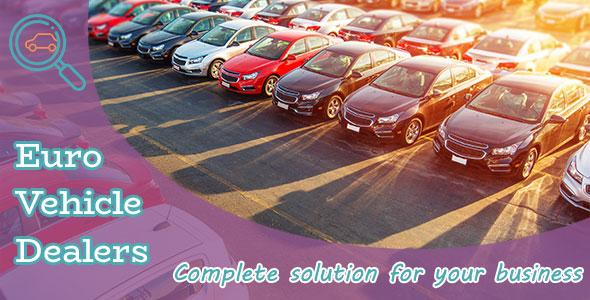 Euro vehicle dealers