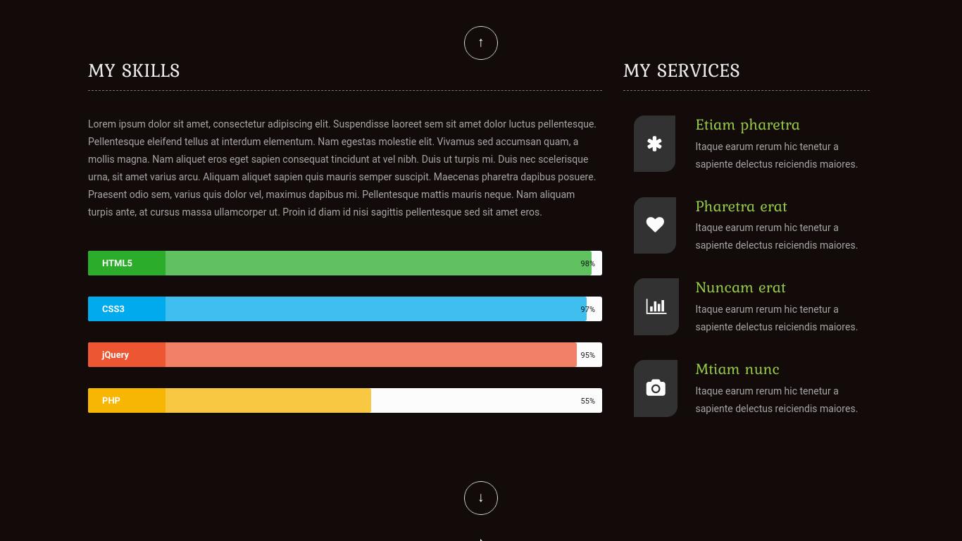 Ideal CV - CMS For Managing CV in social media apps | Alkanyx