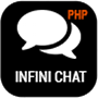 Infini Chat - Responsive PHP Chat Script