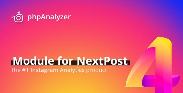 Instagram Analytics plugin for NextPost