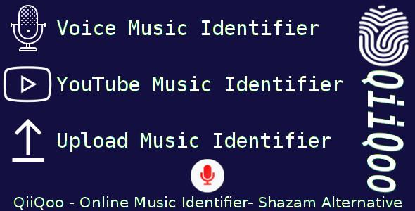QiiQoo - Online Music Identifier - Shazam Alternative in