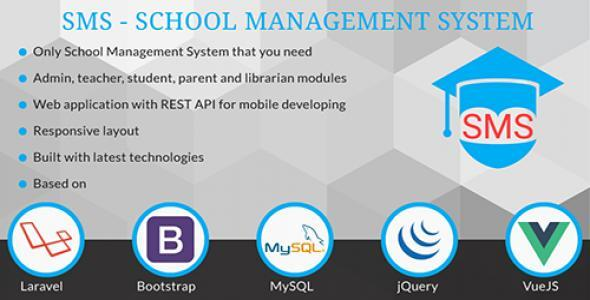 School Management System - SMS in productivity apps | Alkanyx