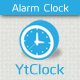 YTClock - Online Alarm clock with Youtube videos