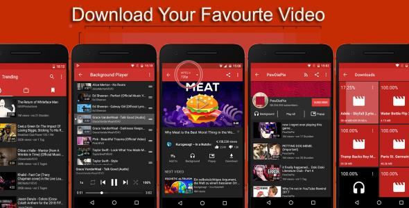 YouTube Customize - YouTube  Video Download