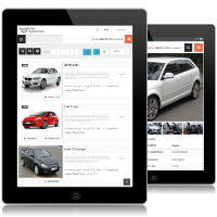 uAutoDealers - car dealerships and auto classified website