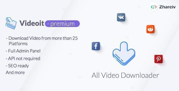 videoit - Video Downloader